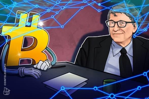 """بیل گیتس : """"موضع من نسبت به بیت کوین (Bitcoin) بی طرفانه است"""""""