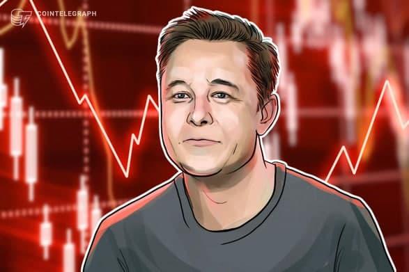 پس از افت سهام تسلا و قیمت بیت کوین (Bitcoin) ، ایلان ماسک دیگر ثروتمندترین فرد جهان نیست