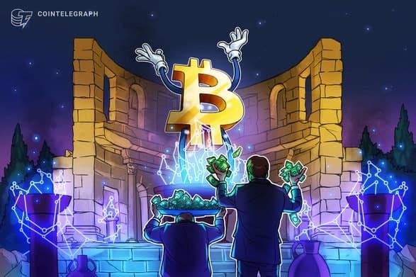 قیمت بیت کوین (Bitcoin) پس از اخبار سیتی گروپ (Citigroup) و گلدمن ساکس (Goldman Sachs) به 50000 دلار رسید