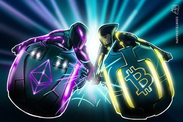 کاهش 70 درصدی ارزش و کارمزد تراکنش های بیت کوین (Bitcoin) و اتریوم (Ethereum)