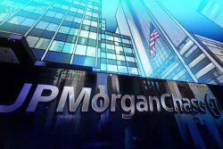 بانک جی پی مورگان سبدی برای دسترسی سرمایه گذاران به ارزهای دیجیتال راه اندازی می کند