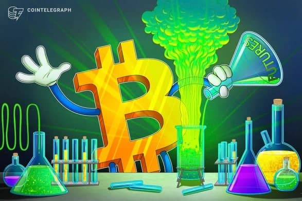 قراردادهای آتی تسویه نشده بیت کوین (Bitcoin) پیش از عرضه عمومی سهام کوین بیس به رکورد جدیدی رسید