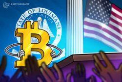 تمجید مجلس نمایندگان ایالت لوییزیانا از بیت کوین (Bitcoin) و خالق آن