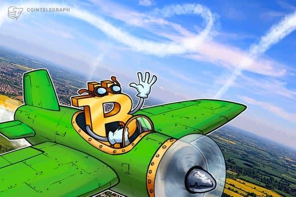 علیرغم افت بازارهای سهام قیمت بیت کوین (Bitcoin) افزایش یافت و اتریوم (Ethereum) به 4350 دلار رسید