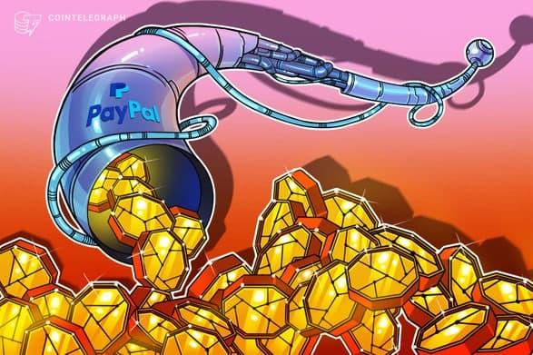 کاربران پی پل به زودی می توانند ارزهای دیجیتال خود را به کیف پول های خارجی منتقل کنند