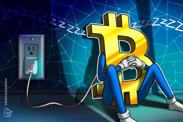 مصرف برق بیت کوین (Bitcoin) به کمترین سطح از نوامبر 2020 کاهش یافته است