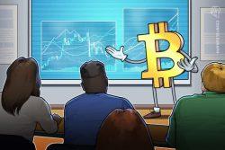 ای کوین متریکز : قیمت بیت کوین (Bitcoin) در صورت ادامه انباشت در سطح 30000 دلاری افزایش می یابد