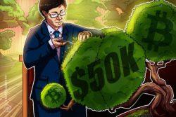 ویل کلمنت ، تحلیلگر : افت قیمت بیت کوین و فروش در سطح 50000 دلاری قابل پیش بینی بود