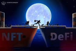 داده ها نشان می دهد معامله گران از بازار (NFT) به سوی دیفای جذب می شوند
