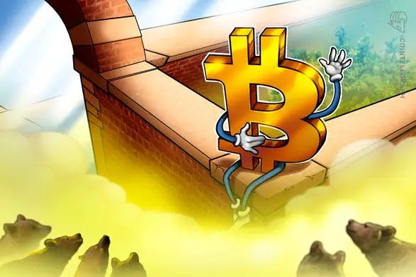افت قیمت از الگوی پرچم سه گوش نزولی؛ 5 نکته در خصوص بیت کوین (Bitcoin) در هفته جاری